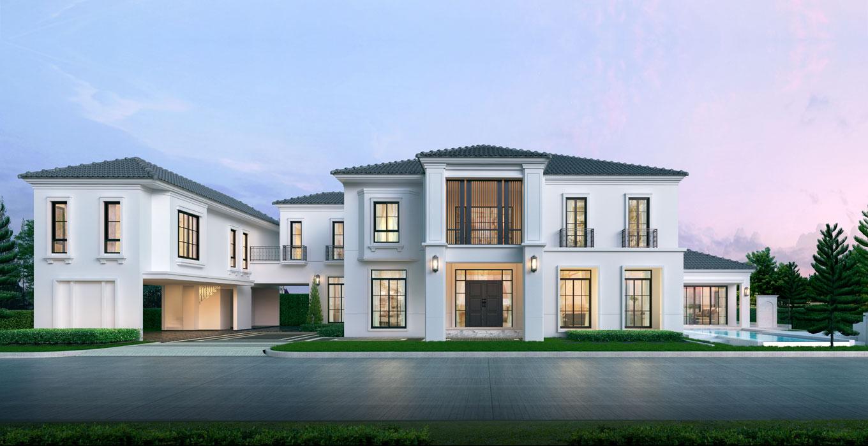 บริษัทสร้างบ้าน
